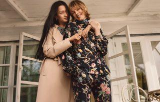 A kultikus brit textilházzal készített közös kapszulakollekciót a H&M