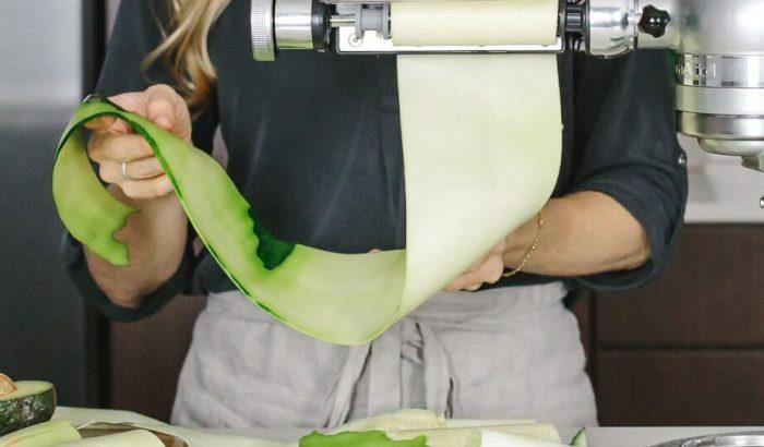 Zöldséglasagne gyártó gép mentheti meg a diétánkat
