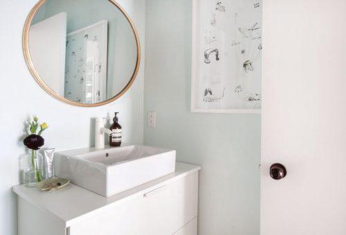 Egyetlen apró trükk, amivel feldobhatod a fürdőszobád