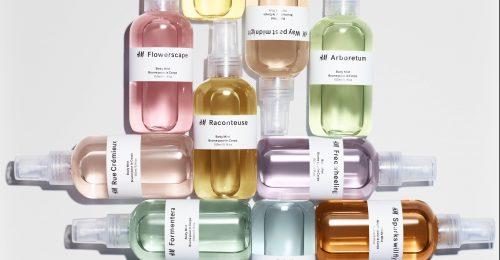 Jön a H&M első illatkollekciója