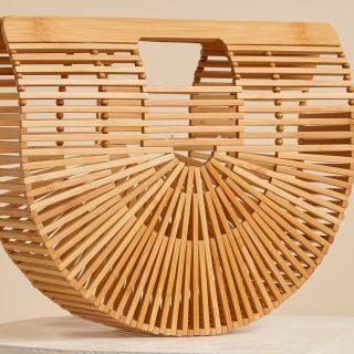 A szezon kötelező darabja, a bambusztáska
