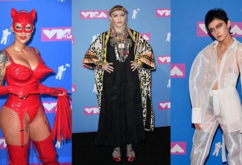 Mutatjuk az MTV Video Music Awards gála legbotrányosabb szettjeit