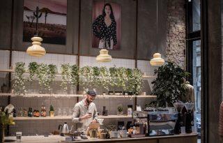 Kedvenc helyünk a héten: Nanushka Budapest Store & Café