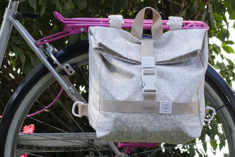 Csomagtartó-táska biciklire magyar tervezőtől  60819afd83