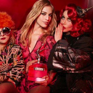 Így tündököl Axente Vanessa Jean-Paul Gaultier új kampányában