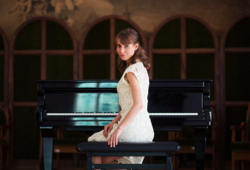 Feltörekvők: Szalai Éva, zongoraművész
