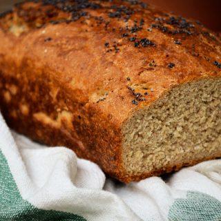 Házi kenyér egészségesen