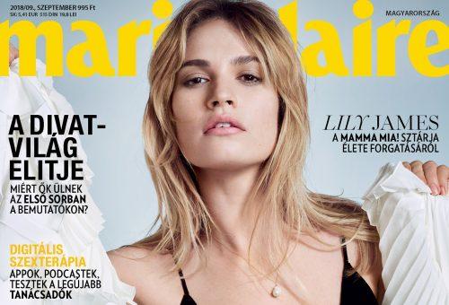 Megjelent a szeptemberi Marie Claire