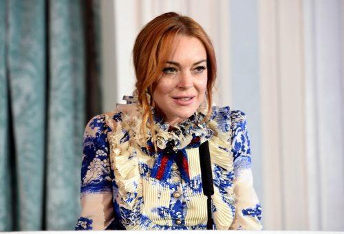 Lindsay Lohan elnézést kért, amiért beszólt a #MeToo mozgalom nőinek