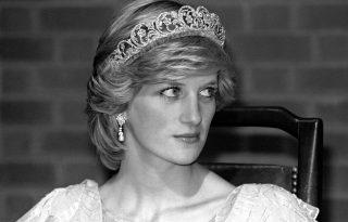 Elárverezik Diana hercegné egyik pulóverét