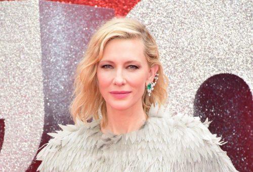 Cate Blanchett is imádja Abodi Dóra ruháit