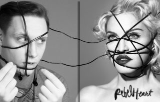 Széttrollkodta Madonna lemezborítóját egy zeneőrült