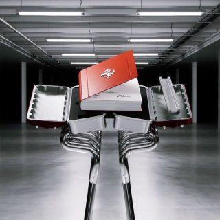 8,5 millió forintba kerül a Ferrari új könyve