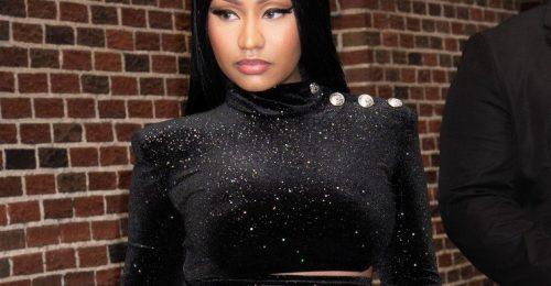 Nicki Minaj-on még nem láttunk ennyire előnyös szettet