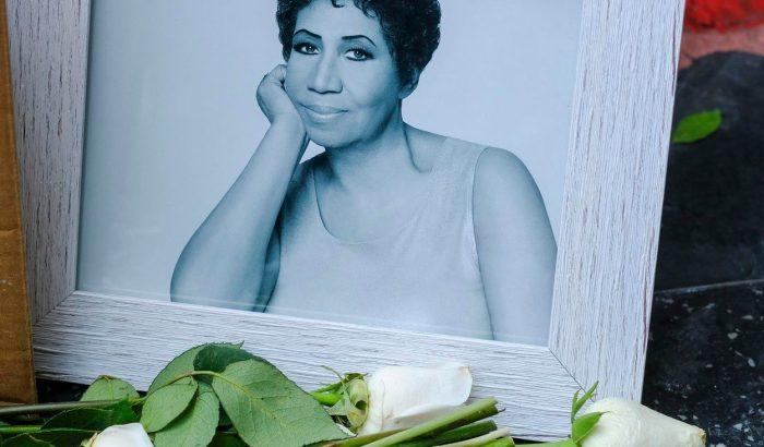 Elhunyt Aretha Franklin, a soul királynője