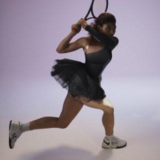 Cuki anya-lánya fotóval ünnepelte követőit Serena Williams