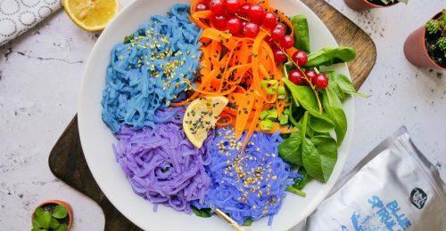 Unikornistészta és szivárványszínű szusi lehet az új gasztrokedvenc