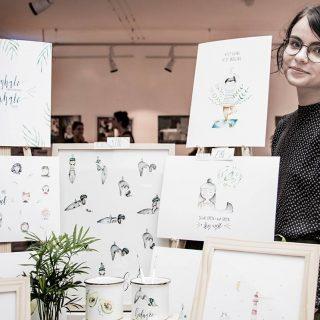 Feltörekvők: Radics Anikó, illusztrátor