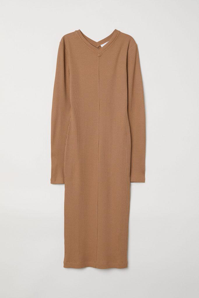 Bordázott ruha H M 12 990 Ft a57eb85063