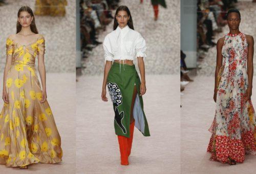 Carolina Herrera új kollekciója miatt nehezebb elengednünk a nyarat