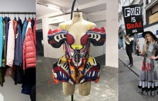 Exkluzív: sosem volt még ennél zöldebb a London Fashion Week