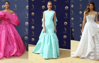Szemkápráztató estélyik az idei Emmy-gálán