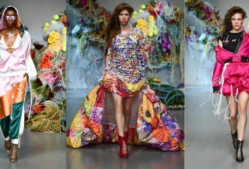 Virágos karneválhangulat Fyodor Golan show-ján Londonban