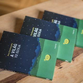 A világ tíz égtája – fiatal fordítók regénye