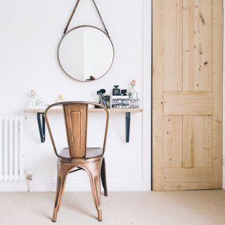 5 szuper ötlet pici hálószobához