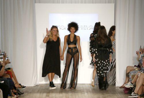 Budapest ihlette darabok a New York Fashion Weeken