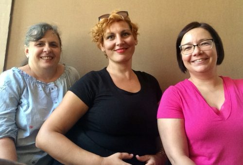 Hétköznapi hősök: Szilágyi-Bécsi Tímea és Fekete Éva, a GLOCOVO munkatársai