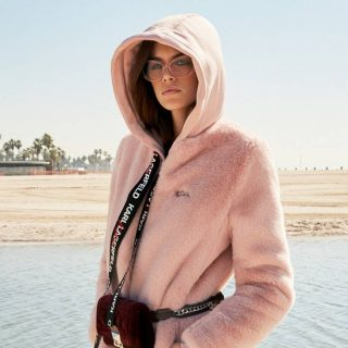 Megérkezett Karl Lagerfeld és Kaia Gerber kollekciója