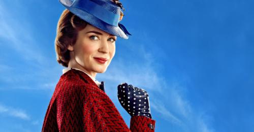 Visszatért Mary Poppins, itt az új előzetes
