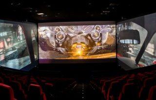 Kiterjesztett valóság az első magyar ScreenX mozitermében