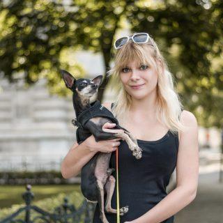 A munkám a szenvedélyem: Ocztos Panka kutyakiképző