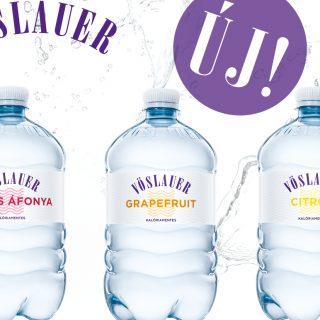 Cukormentes vizekkel újít a Vöslauer