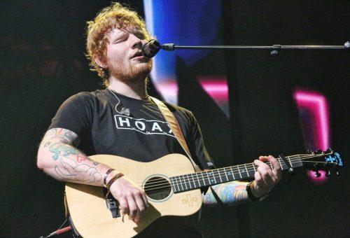 Ed Sheeran lesz a 2019-es Sziget egyik legnagyobb dobása