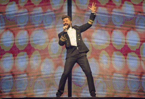 Ricky Martin magyarul köszönte meg a budapesti koncertet az Instán
