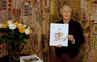 Mágikus nagypapáról és unokáiról ír mesekönyvet Paul McCartney