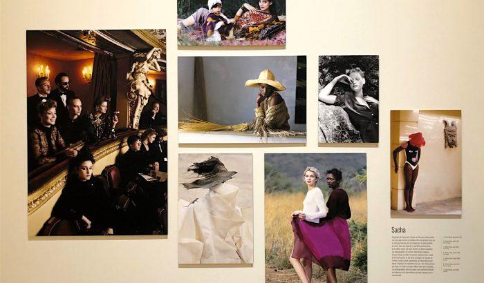 """""""A nők szemével"""" – Marie Claire divatfotó-kiállítás Párizsban"""