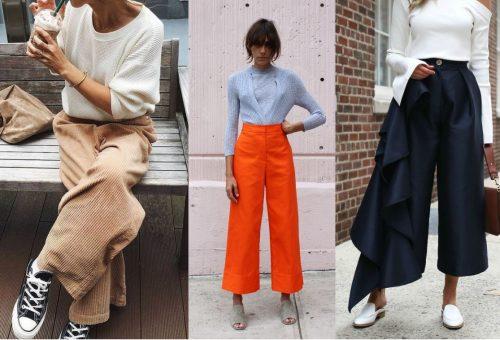 Éljenek a széles szárú nadrágok