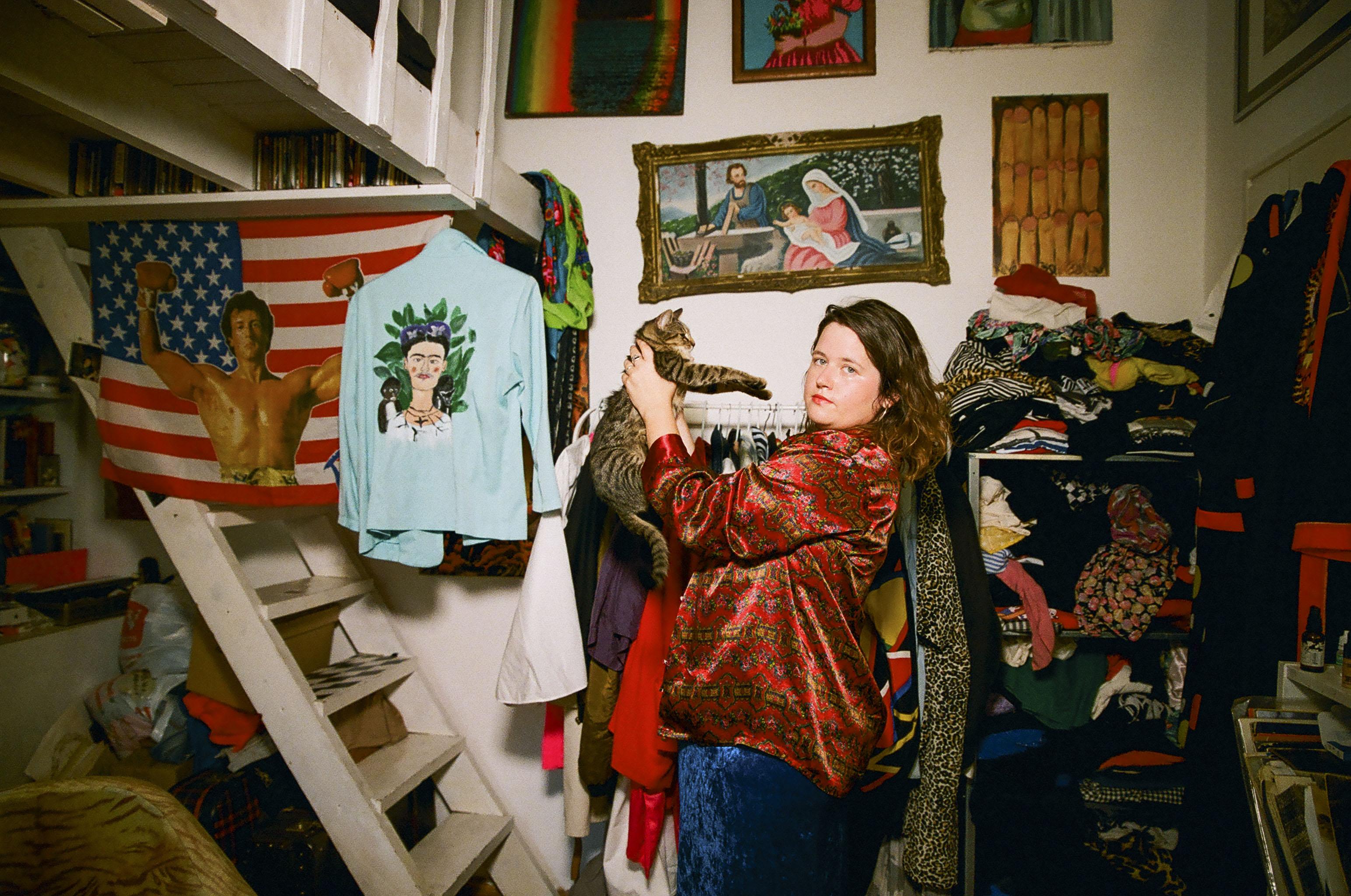 12. kép: VIda Vera, a Trash Fesztivál alapítója és szervezője