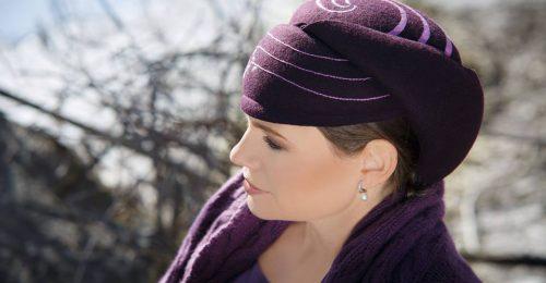 Feltörekvők: Sütő Andi, kalapkészítő
