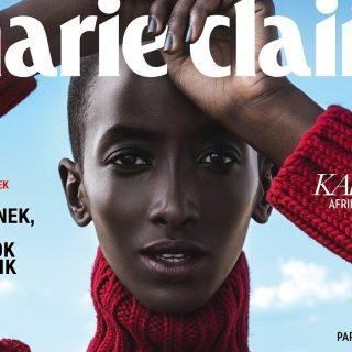 Megjelent a novemberi Marie Claire