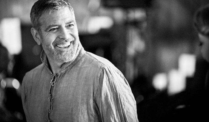George Clooney régi álmát váltották valóra