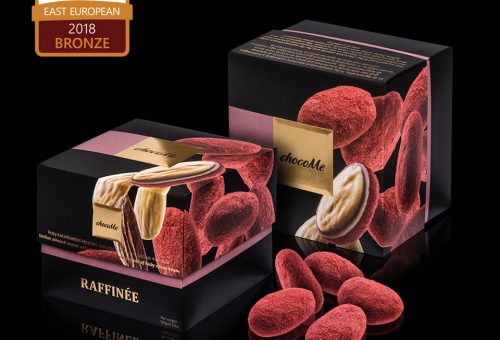 5 díjat kapott a magyar csoki a kelet-európai versenyen