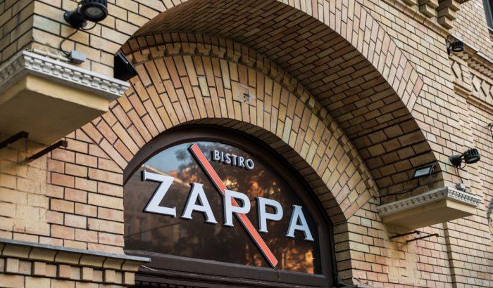Kedvenc helyünk a héten: Zappa Bistro