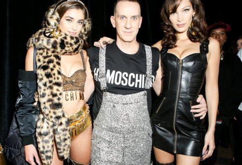 Szupermodellek, hírességek és sok meglepetés a MOSCHINO és a H&M divatbemutatóján