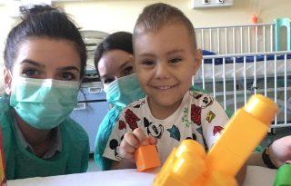 Már 4 éve segítenek az Amigók a beteg gyerekeknek