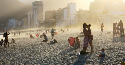 A boldogság partjain: Brazília